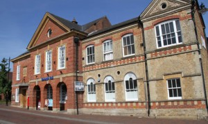 Godalming Borough Hall Cinema