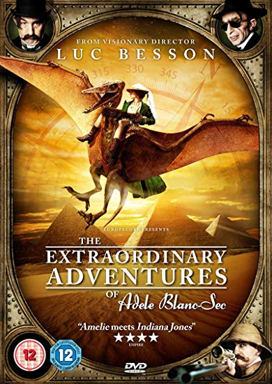 The Adventures of Adèle Blanc-Sec