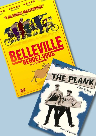 The Plank & Belleville Rendez-vous